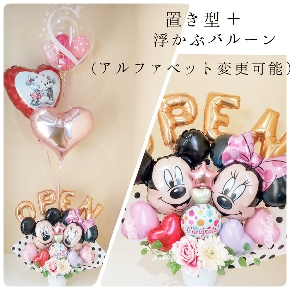 Mickey&Minnie♡ DX