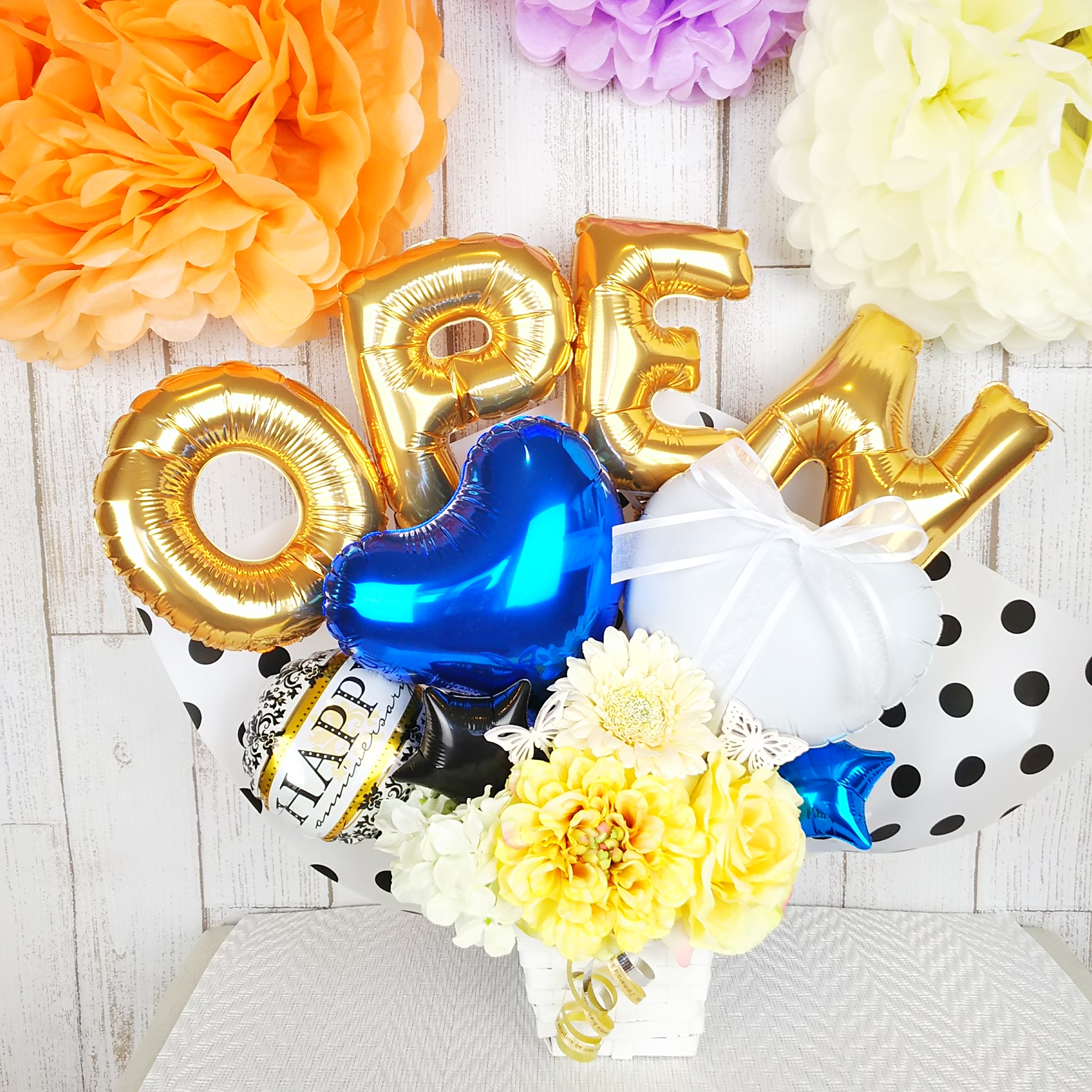 Anniversary Open!BLUE